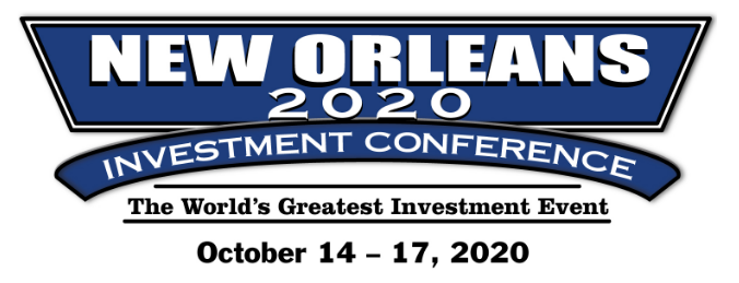 New Orleans 2020 Investment Conference