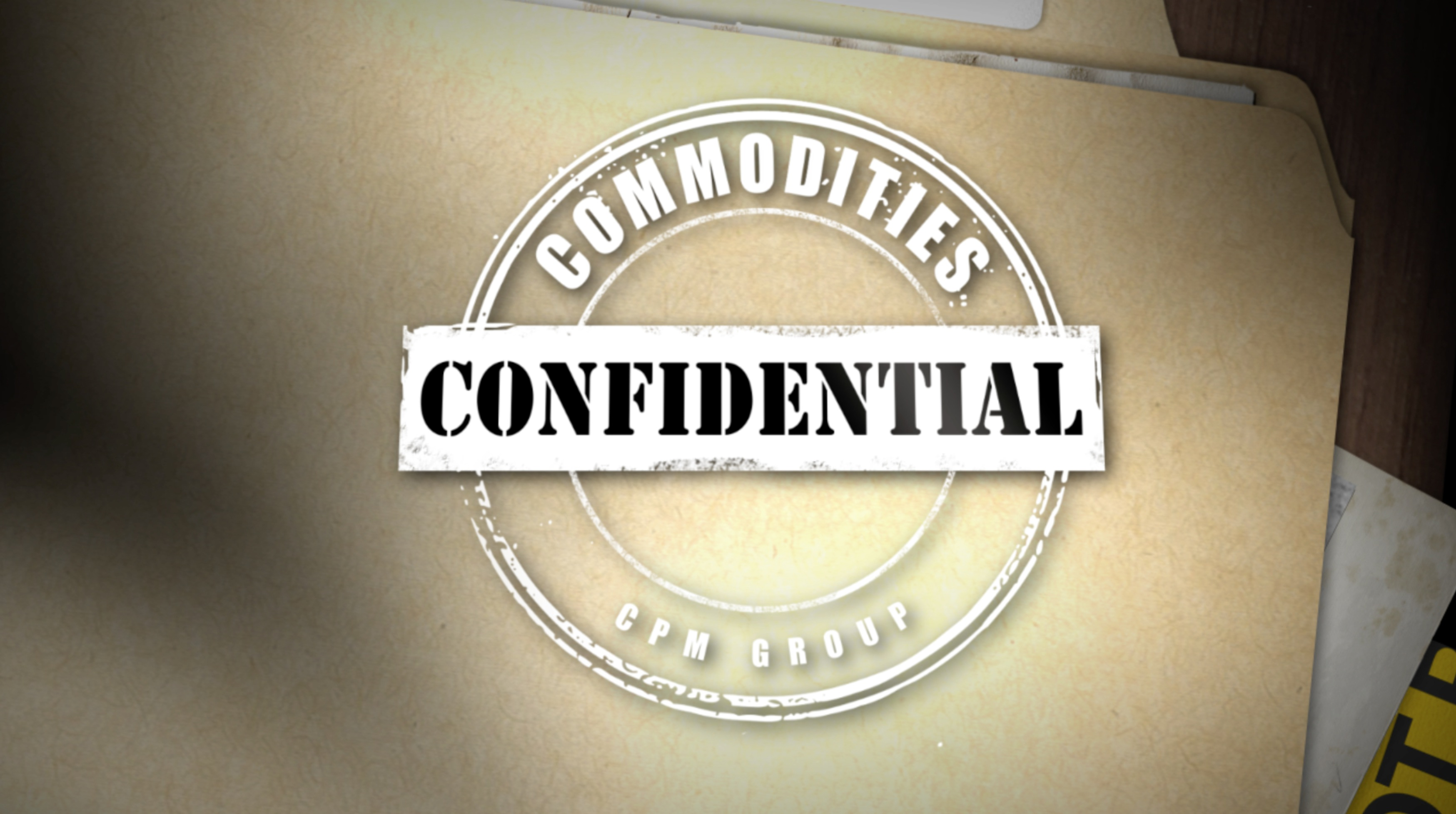 Commodities Confidential
