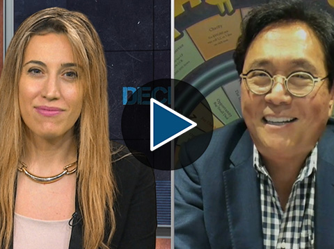 Dollar Will Be Replaced By Gold And Bitcoin By 2040 – Robert Kiyosaki