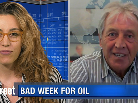 Oil Takes a Dive; Can It Drag Silver Down With It? - Peter Hug