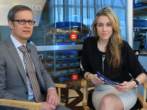 Moderate Growth For Gold & Silver In 2014: BMO