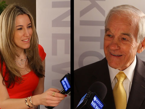 REPEAT: Gold 'Wins' Out In The End - Ron Paul