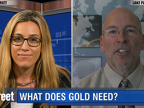 Gold Needs 'More Work' To Stay at $1,300 Level; Backs Down From 15-Mth High