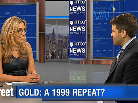 Gold To Trade Like It's 1999? Oppenheimer Says History is Repeating Itself