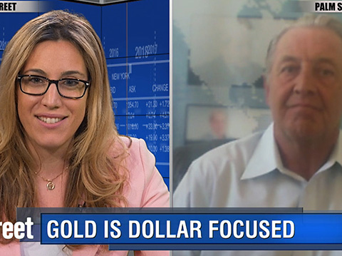 Should Gold Investors be Sticking to the Sidelines? Peter Hug Comments