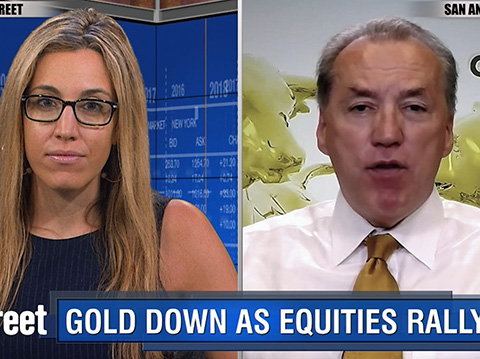 Gold ETFs Reach Record High, Outpacing Official Sector