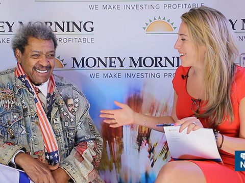 Boxing Promoter Don King Roots For Donald Trump