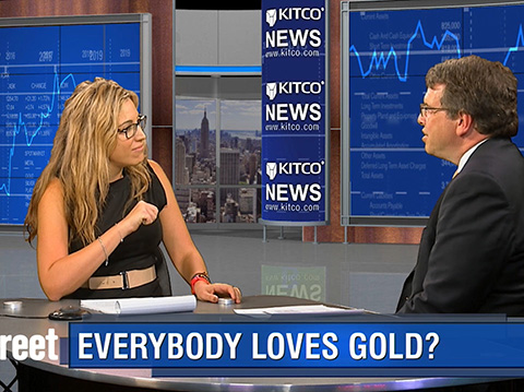 Gold Up 27% YTD; Who Is Really Buying Gold?