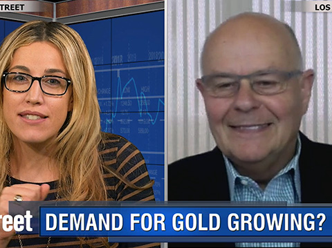 Why This CEO Sees $1,900 Gold, $25 Silver On The Horizon