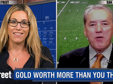 Why Gold Could Be Worth $1,700/oz - Deutsche Bank
