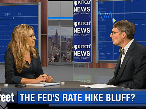 Gold Bug Jim Grant Says The Fed Is Bluffing - RERUN