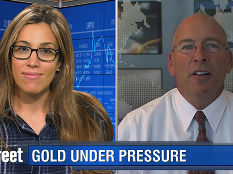 Why Gold's Selloff Could Hurt Other Markets - Jim Wyckoff