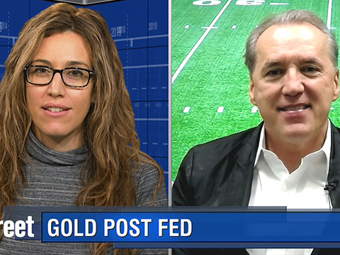 Gold To Move Higher Post-Fed, Just Look At History Says Holmes