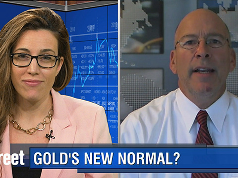 Gold Still Has Potential To Hit All-time High - Jim Wyckoff