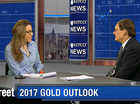 Stock Market on 'Sugar High;' Gold to Average $1,300: Jeff Christian
