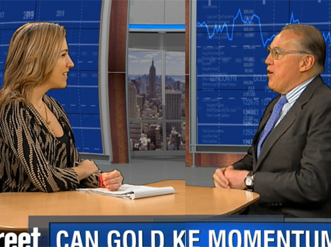 Will This Gold Rally Last? Frank Holmes Comments