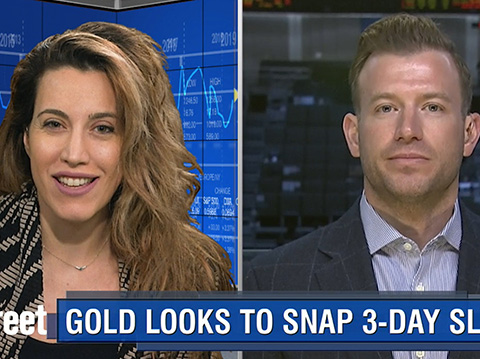 Gold Looks To Snap Back From 3-Day Slide Ahead of GDP - Trader