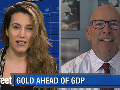 Gold Gets a Reprieve ; Bulls Still in Control - Jim Wyckoff