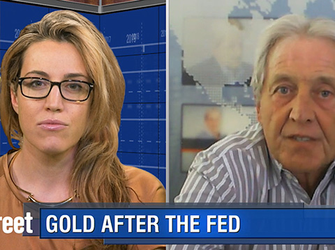 Not Yet Time To Short Gold; June Rate Hike Not Likely - Peter Hug
