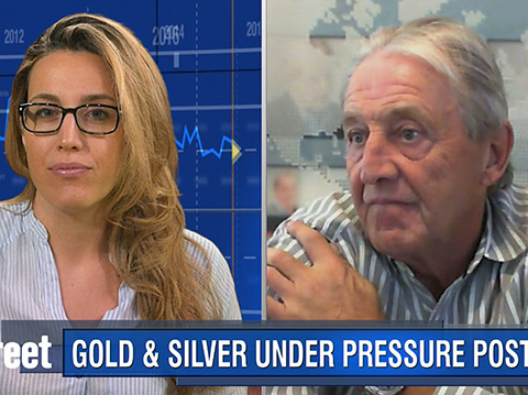Pete's Take on Silver's Flash Crash; Why He Says Gold's Picking Up