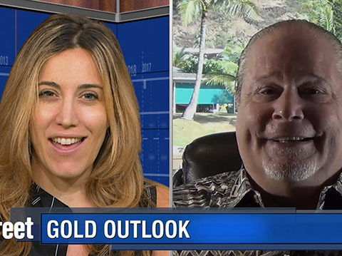 Gold Breaks 3-day Winning Streak; Can it Hold $1,200? - Gary Wagner