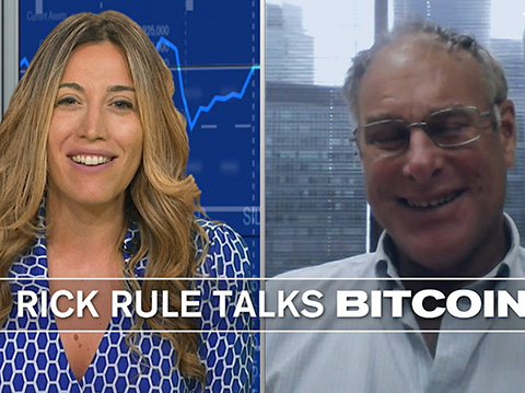 Why Sprott's Rick Rule Sold His Bitcoin
