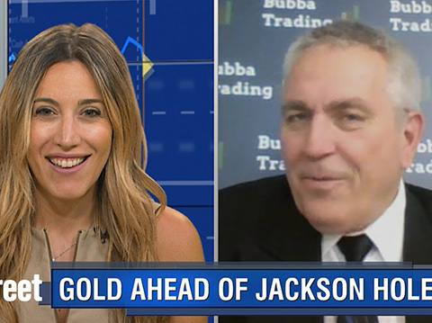 Gold Holds On For 'Dear Life' Says Veteran Trader