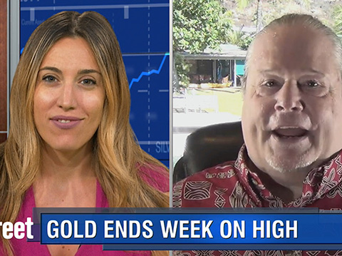 Gold Gets A Jackson Hole Bounce, Now There's Talk of $1,350
