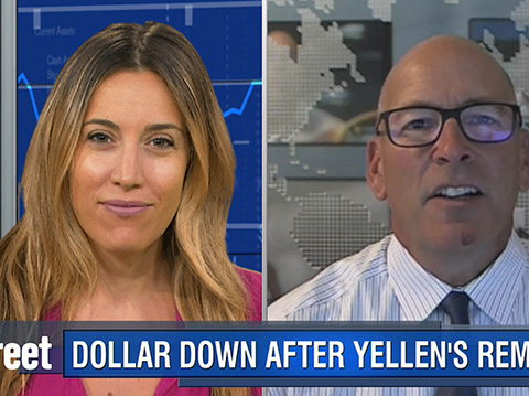 Yellen Does Little To Move Gold; What About Draghi? - Jim Wyckoff