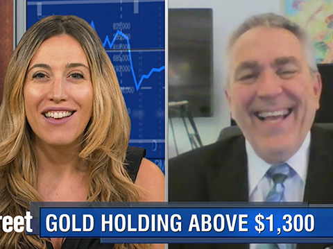 Gold's Bear Market Is Officially Over, Next Stop $1,370 - Expert Analyst