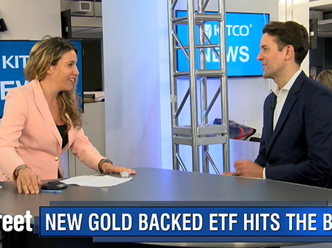 Gold Just Got Cheaper - New ETF Hits The Block As Demand Soars