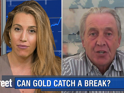 Gold Shows Resilience After Upbeat Inflation Data - Peter Hug