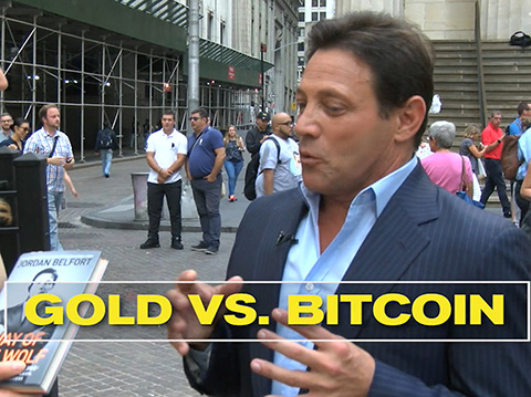Gold or Bitcoin? Here's The 'Real' Wolf of Wall Street's Pick