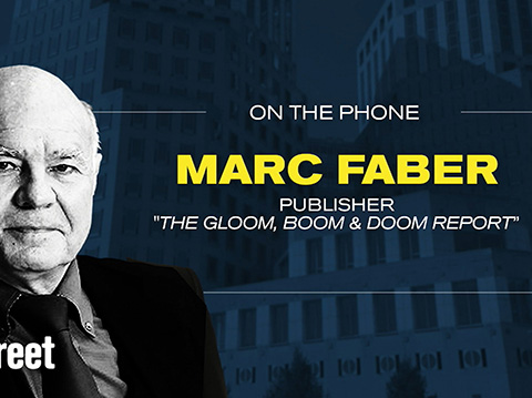 Stock Market Party Coming To An End Warns Marc Faber (PART 1/3)