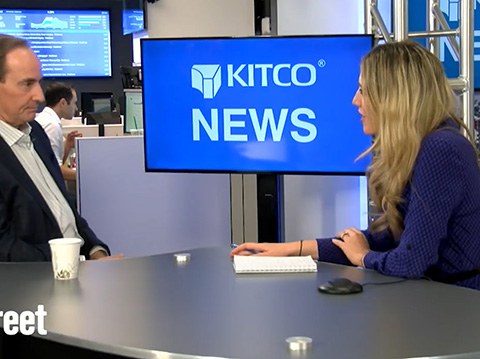 RERUN: Harry Dent Thinks Gold Will Fall 50% From Here