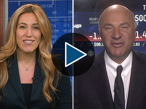 Shark Tank's O'Leary Says The Good Old Days Are Back
