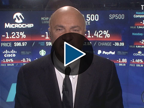 Kevin O'Leary Disagrees With Warren Buffett: Rich is Better