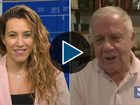 RERUN: Jim Rogers - Before All This Is Over, Gold Is Going Through The Roof