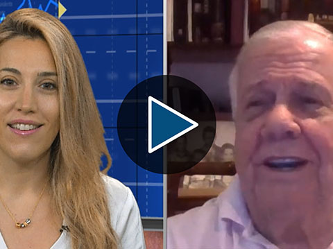 "RERUN - Jim Rogers: ""Before This Is Over, Gold Might Turn Into A Bubble"""