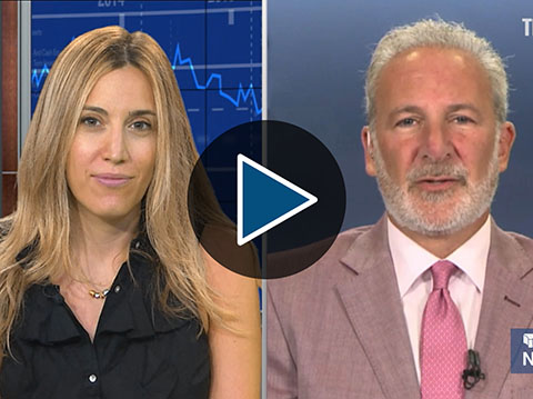"Peter Schiff: The ""Perfect Storm"" For Gold Is Coming"
