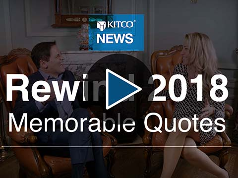 Rewind 2018 Kitco S Most Memorable Moments