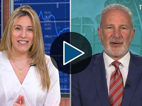 RERUN: It's Not Volatile, It's A Bubble Says Peter Schiff On The Economy