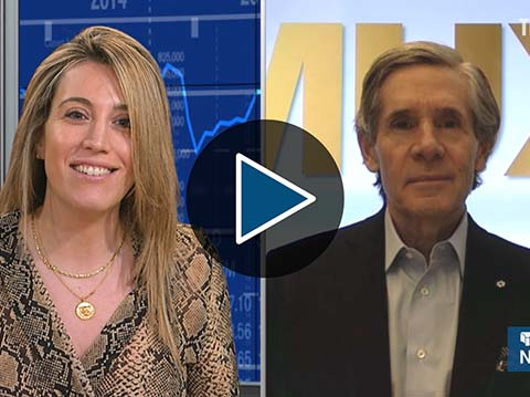 Randgold Got A Better Deal: Rob McEwen On Newmont-Goldcorp Merger