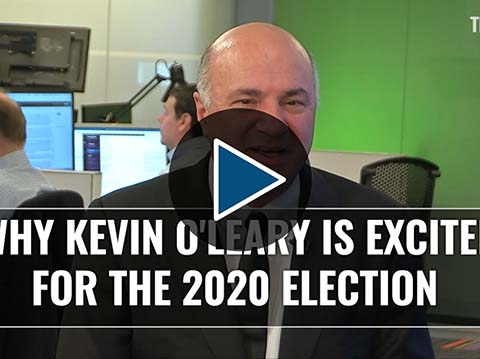 Kevin O'Leary On The Battle Of The Billionaires For President