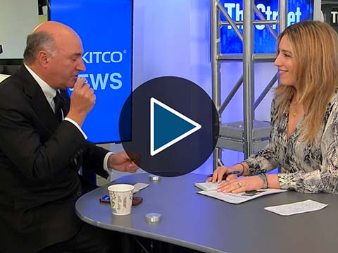 Kevin O'Leary On Canada's Last Great PM And Why He's Suing The Feds