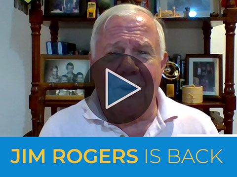 Legendary Investor, Jim Rogers, Returns on Kitco