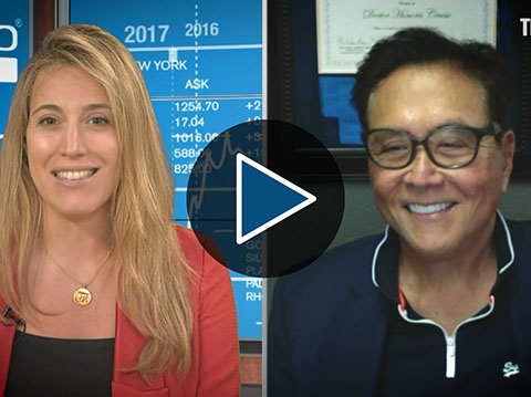 RERUN: Here's What Rich Dad's Robert Kiyosaki Is Doing