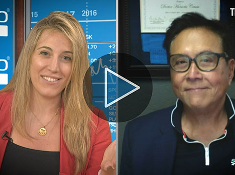 RERUN: Back Up The Truck And Stack Silver Says Rich Dad's Robert Kiyosaki