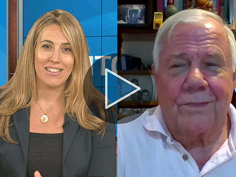 Investor Jim Rogers Sees Major Market Problems Brewing