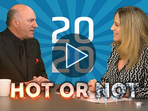 Show me the money! Shark Tank's Kevin O'Leary talks hot and not sectors